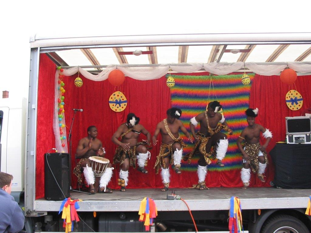 African Dance 1