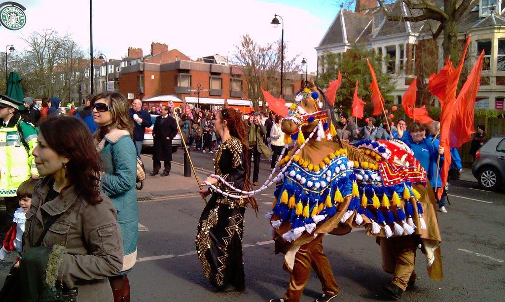Parade 8